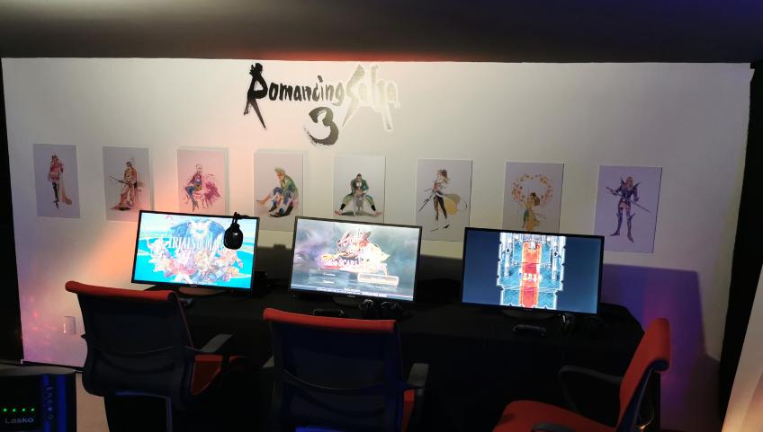 Square Enix Classics | La compañia muestra grandes juegos para estas fechas.