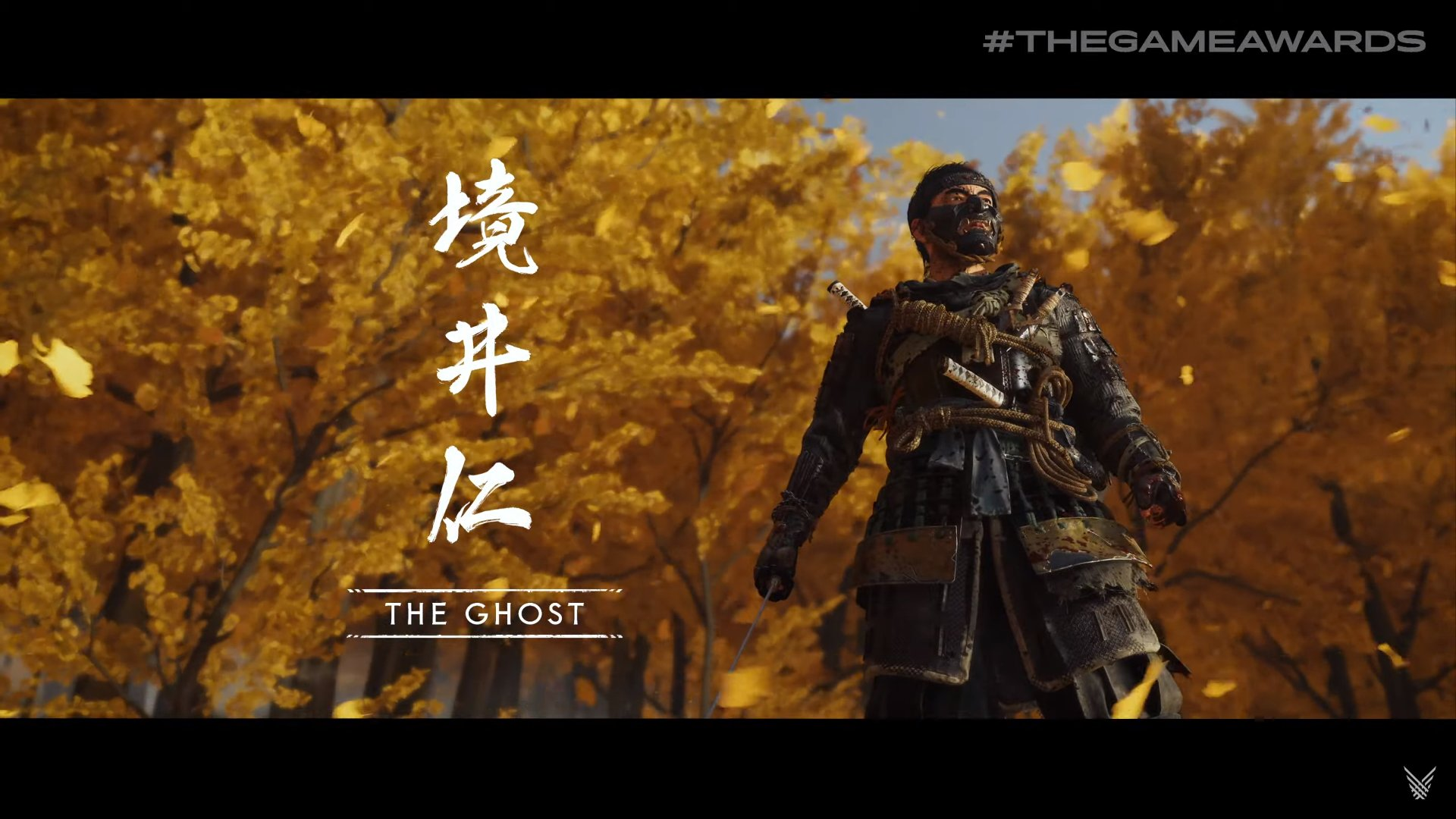 The Game Awards 2019 | Mira el trailer extendido de Ghost of Tsushima.