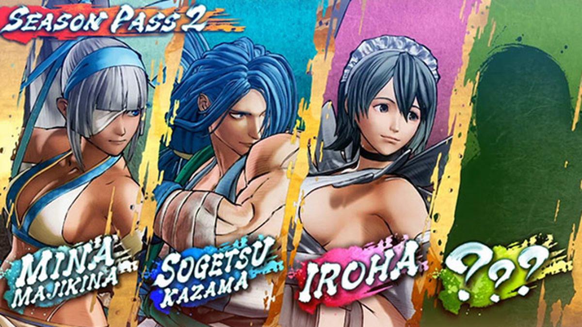 Samurai Shodown | Se muestran los nuevos personajes de la segunda temporada.