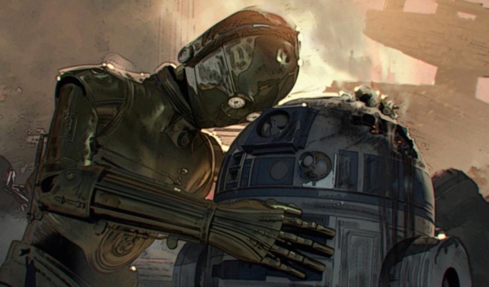 Star Wars: Duel of the Fates | Se confirma que los artes conceptuales filtrados son reales.