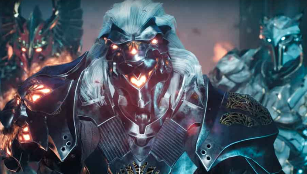Godfall | Se filtra unos segundos de gameplay de este juego para PS5.