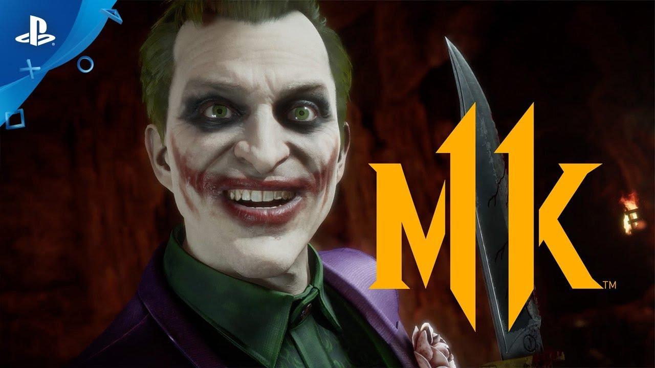 Mortal Kombat 11 | Mira el trailer de Joker.