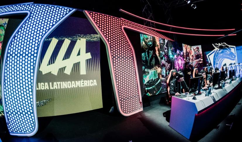 Riot Games | La LLA inicia en México con más de 1 millón de espectadores.