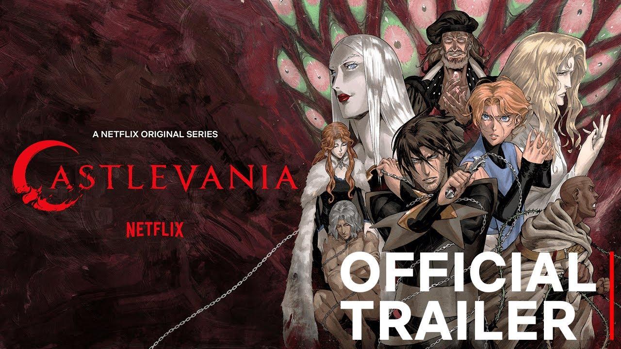 Castlevania | Mira el primer trailer de la tercera temporada.