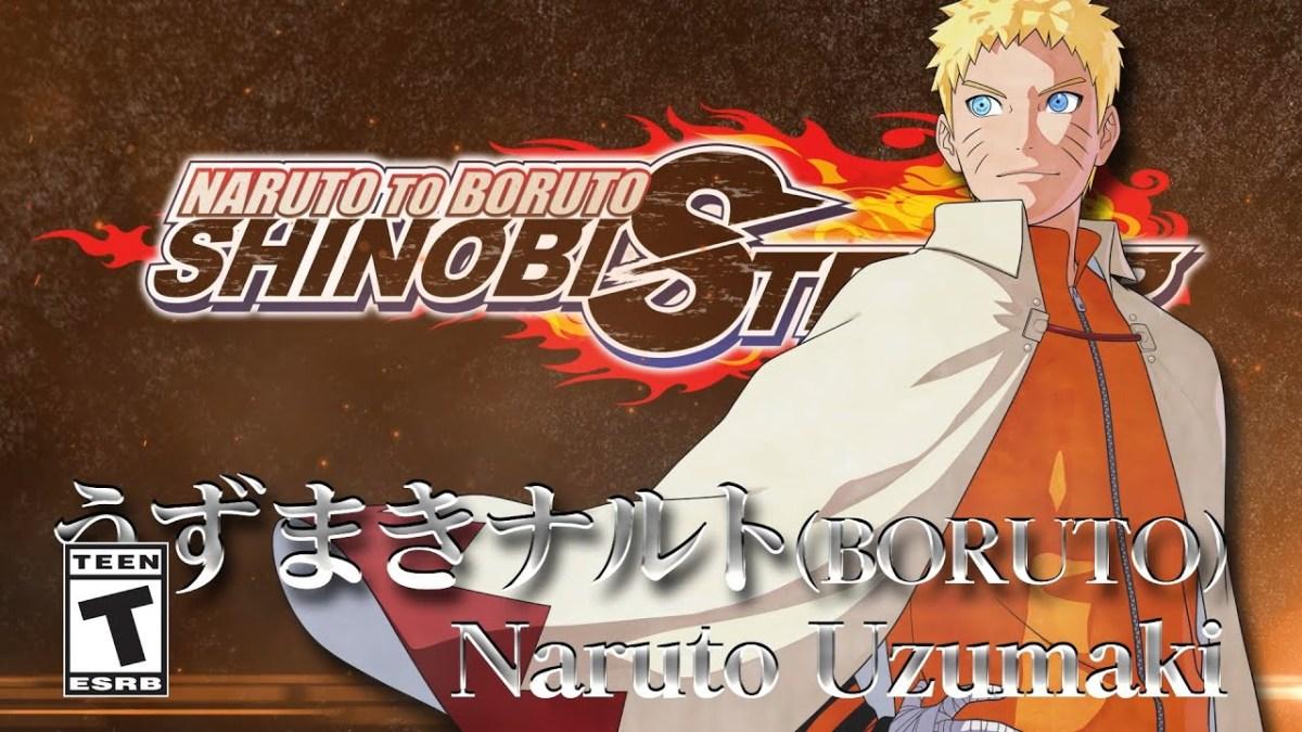 Naruto ti Boruto: Shinobi Striker | Hokage Naruto se une al roster de personajes.