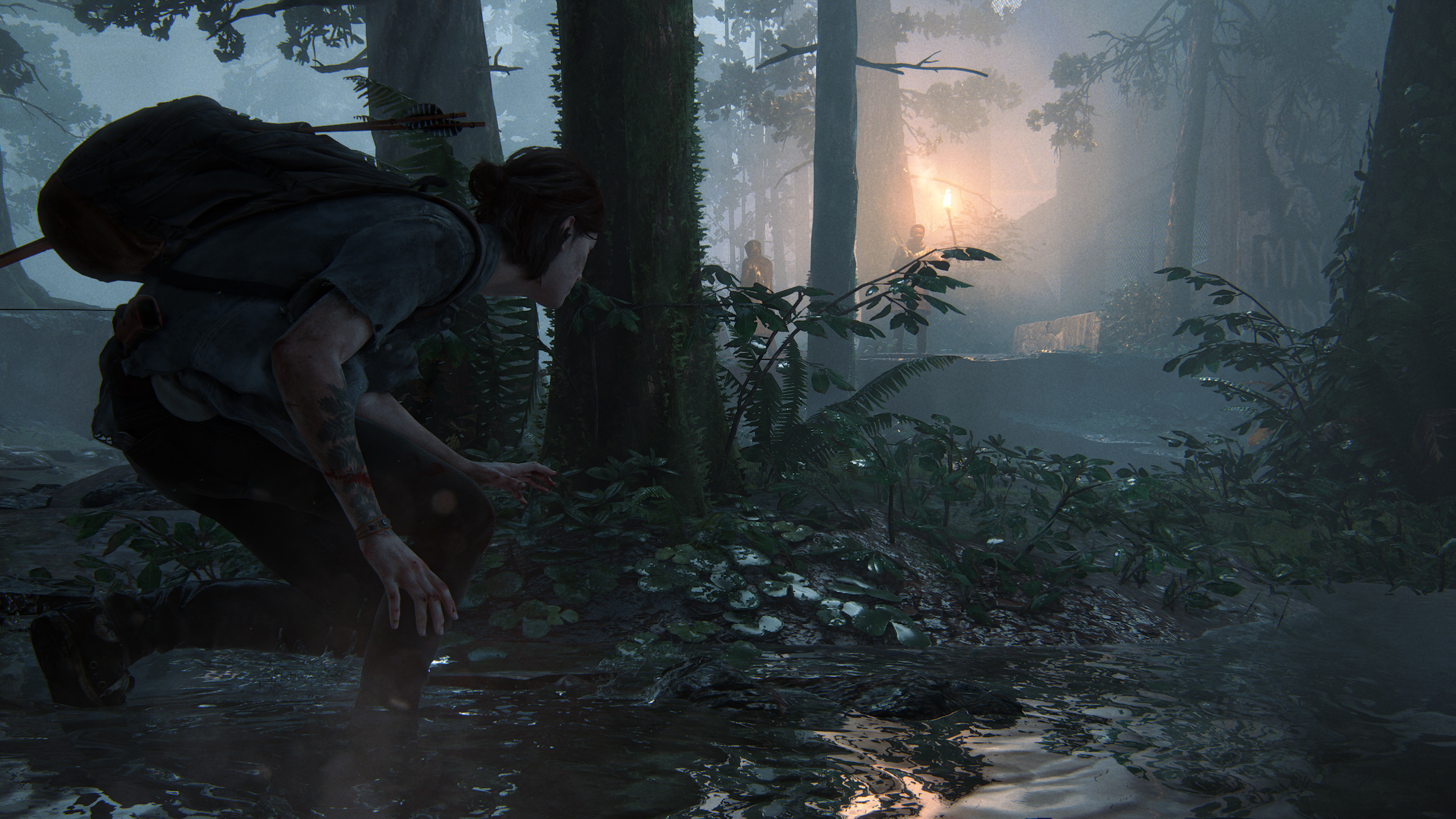 The Last of Us Part II | Naughty Dog muestra a detalle más gameplay del título.