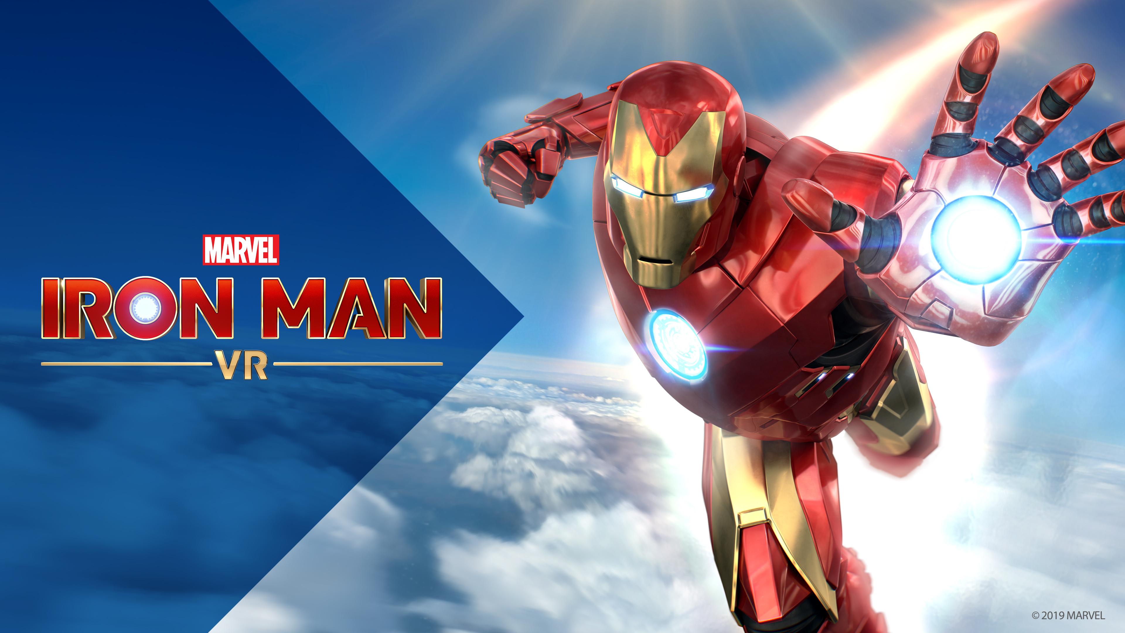 Marvel's Iron Man VR | Sony muestra su trailer de lanzamiento.