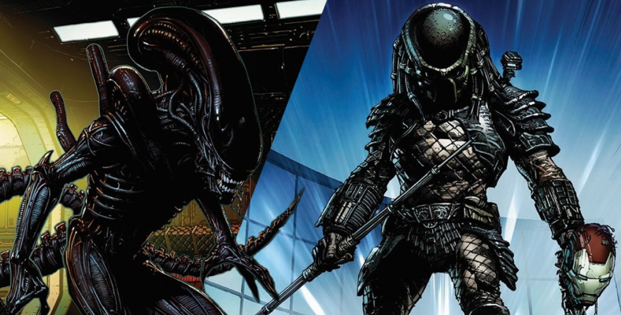 Marvel Comics | Alien y Depredador ahora forman parte de la compañía.