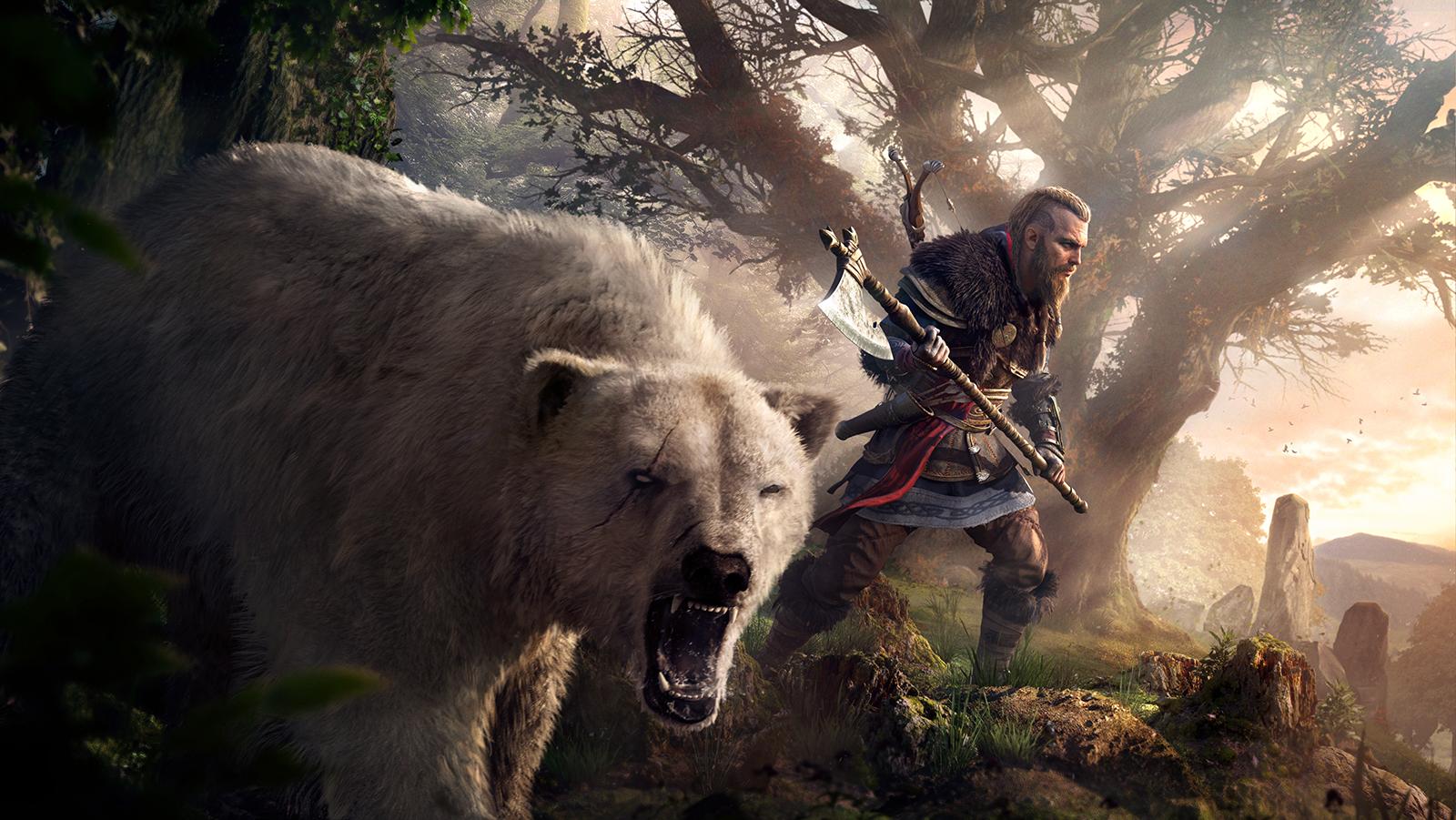 Assassin's Creed: Valhalla | Nuevo gameplay filtrado revela el combate contra un jefe.