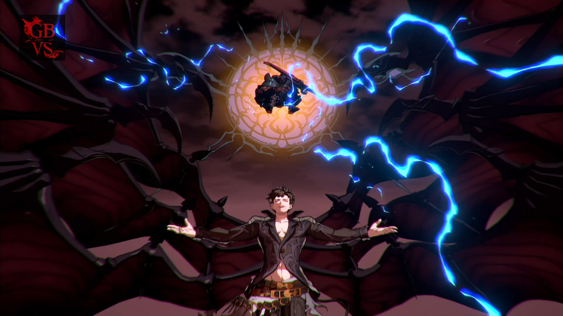 Granblue Fantasy: Versus | Belial demuestra el poder de la oscuridad en este trailer.