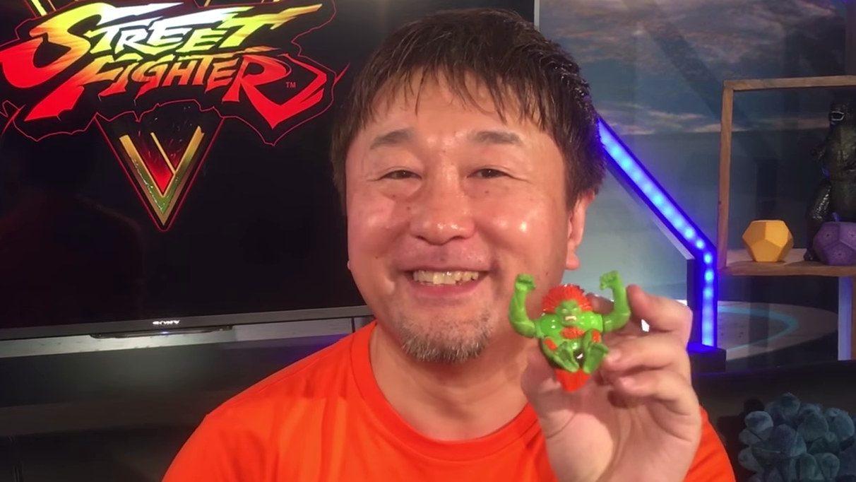 Street Fighter | Yoshinori Ono abandona Capcom tras casi 30 años en la compañía.