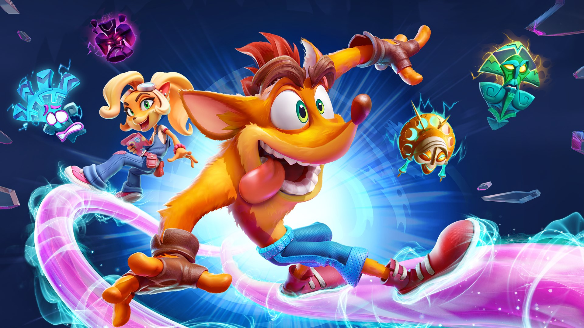 Crash Bandicoot 4: It's About Time | Activision muestra su trailer de lanzamiento.