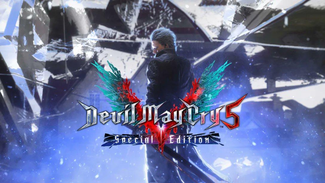 Devil May Cry 5 Special Edition | La versión de PS5 y Xbox Series incluirá a Vergil como personaje jugable.