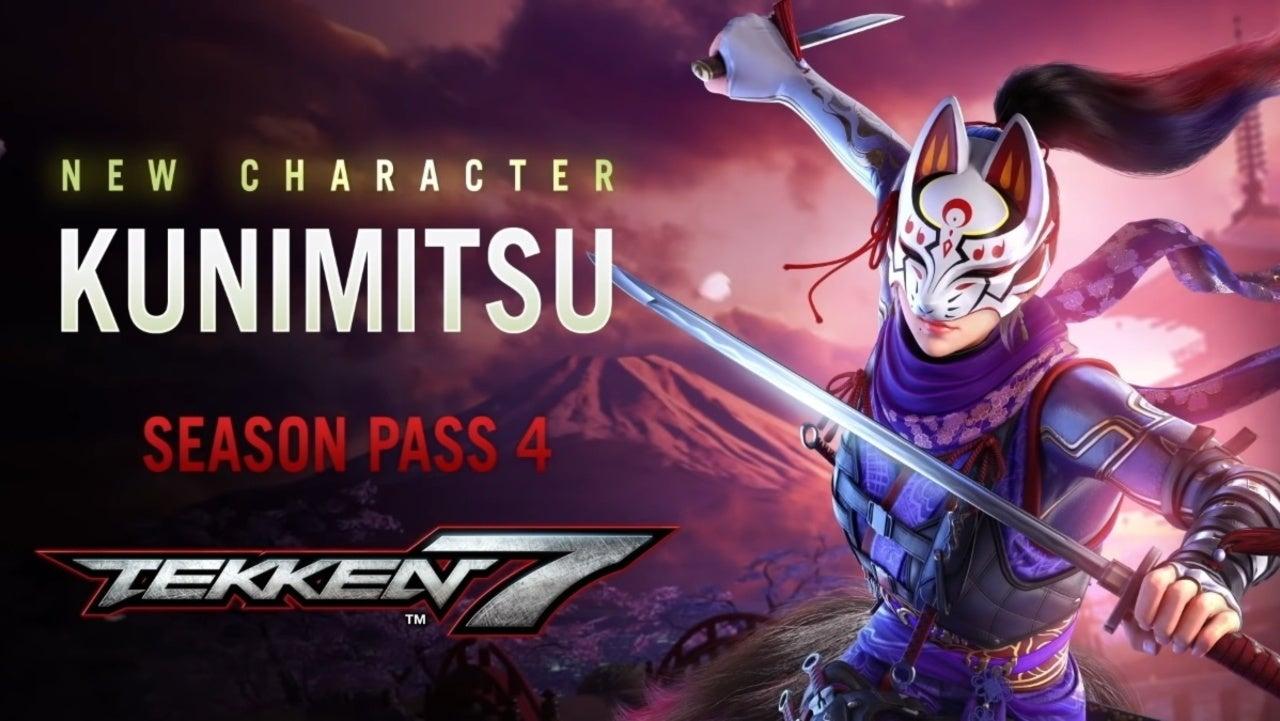 Tekken 7 | Kunimitsu abrirá la esperada cuarta temporada del título.