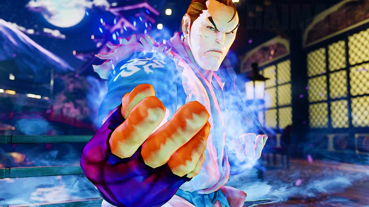 Street Fighter V: Champion Edition | Dan muestra sus movimientos en este primer avance.