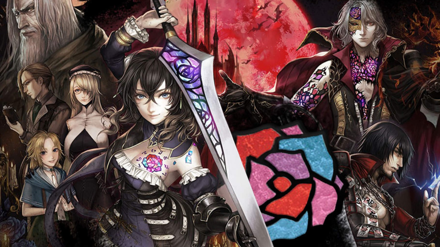 Bloodstained: Ritual of the Night | El nuevo título de Koji Igarashi llegará pronto a Android y iOS.