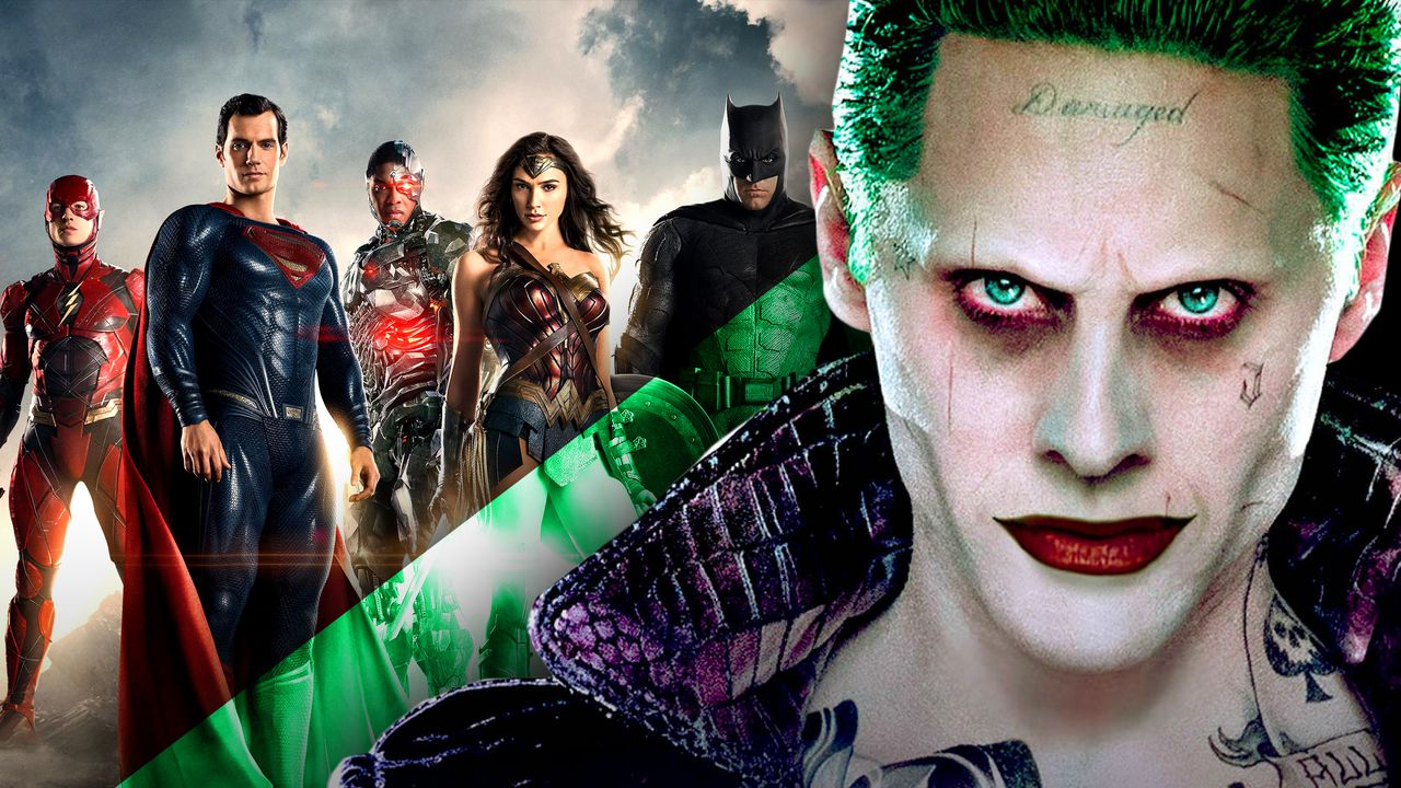 Zack Snyder's Justice League | Se confirma que Jared Leto volverá a interpretar al Joker.