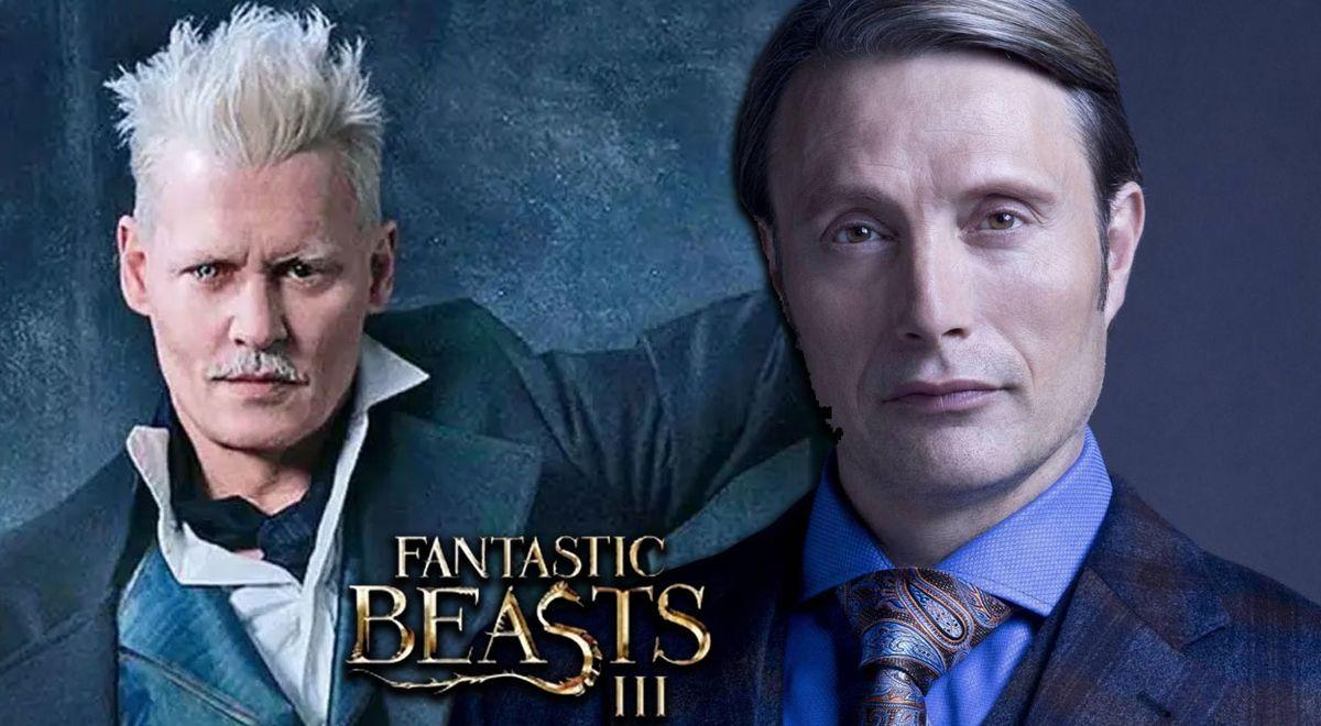 Fantastic Beasts | Es oficial, Mads Mikkelsen reemplazará a Johnny Depp como Grindelwald.