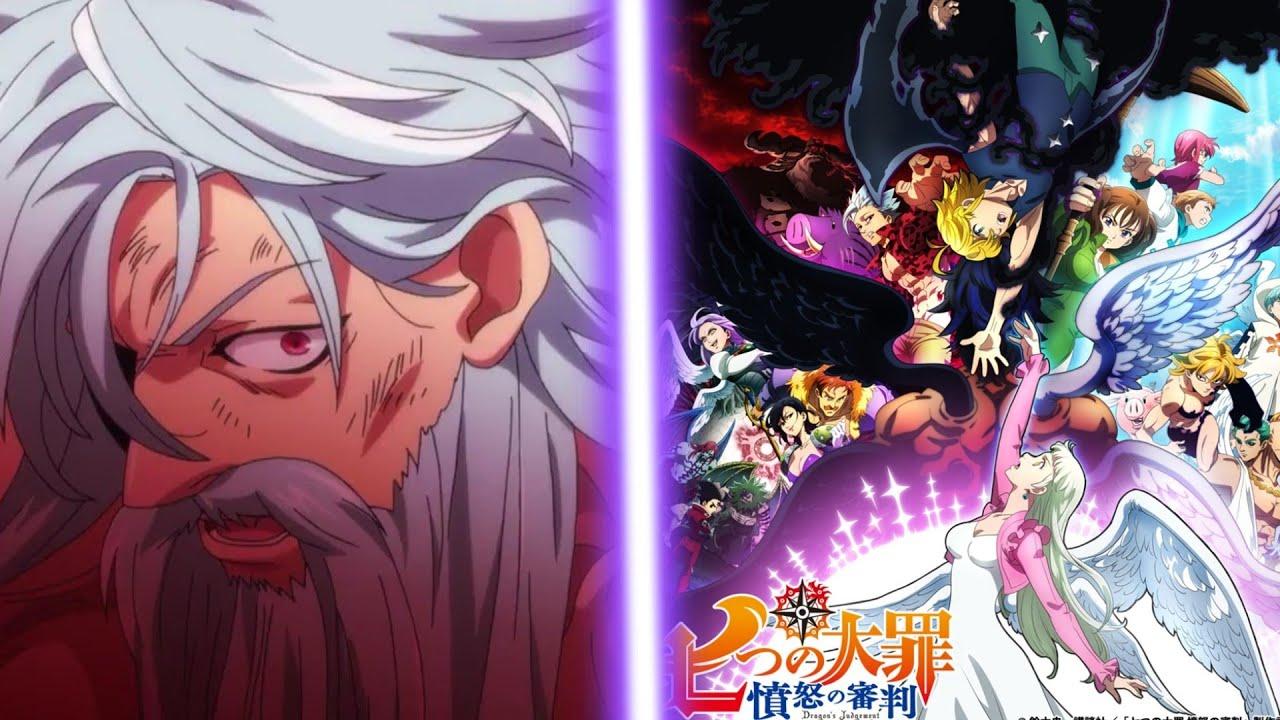 Nanatsu no Taizai: Fundo no Shinpan | La cuarta y última temporada de la serie revela un nuevo avance.