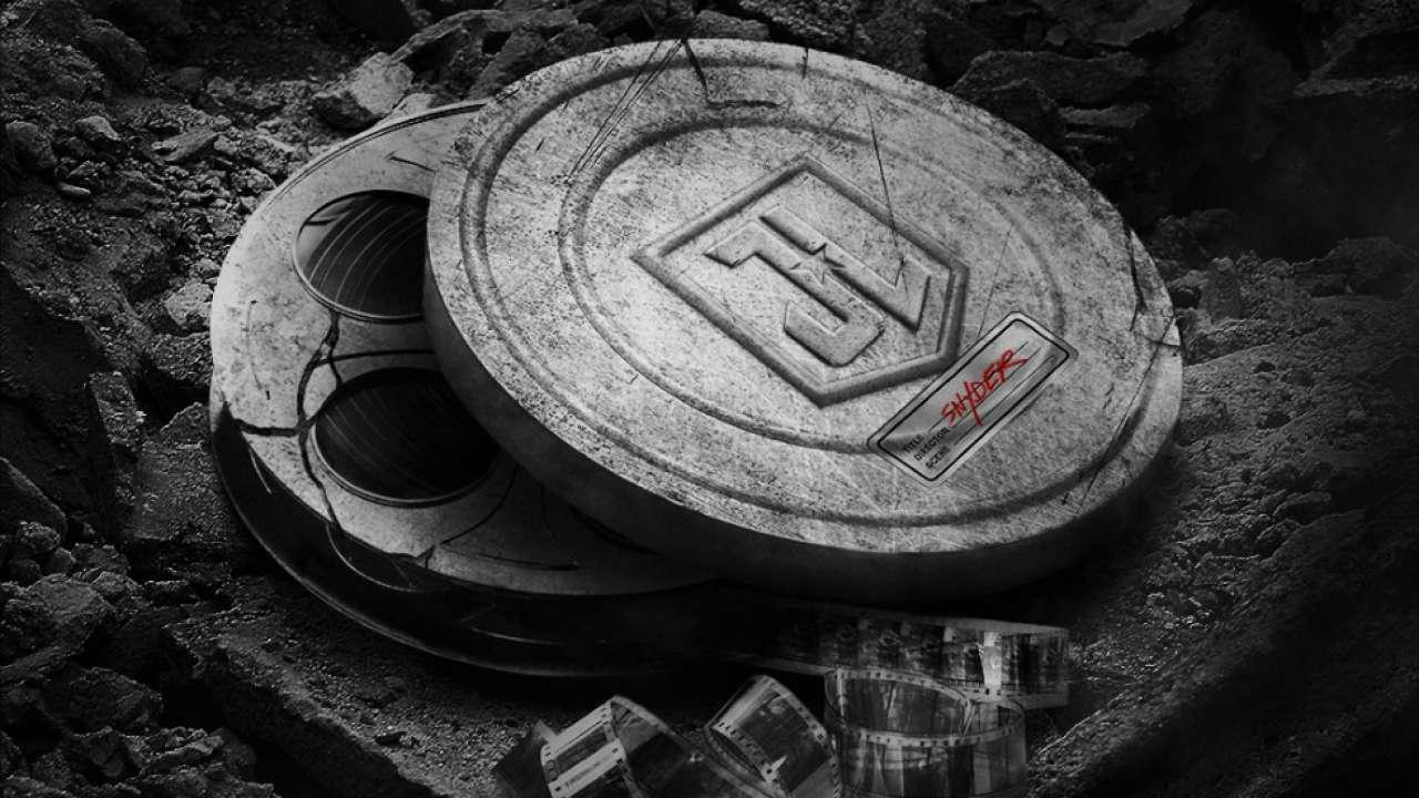 Fragmento de uno de los posters promocionales de la Zack Snyder's Justice League.