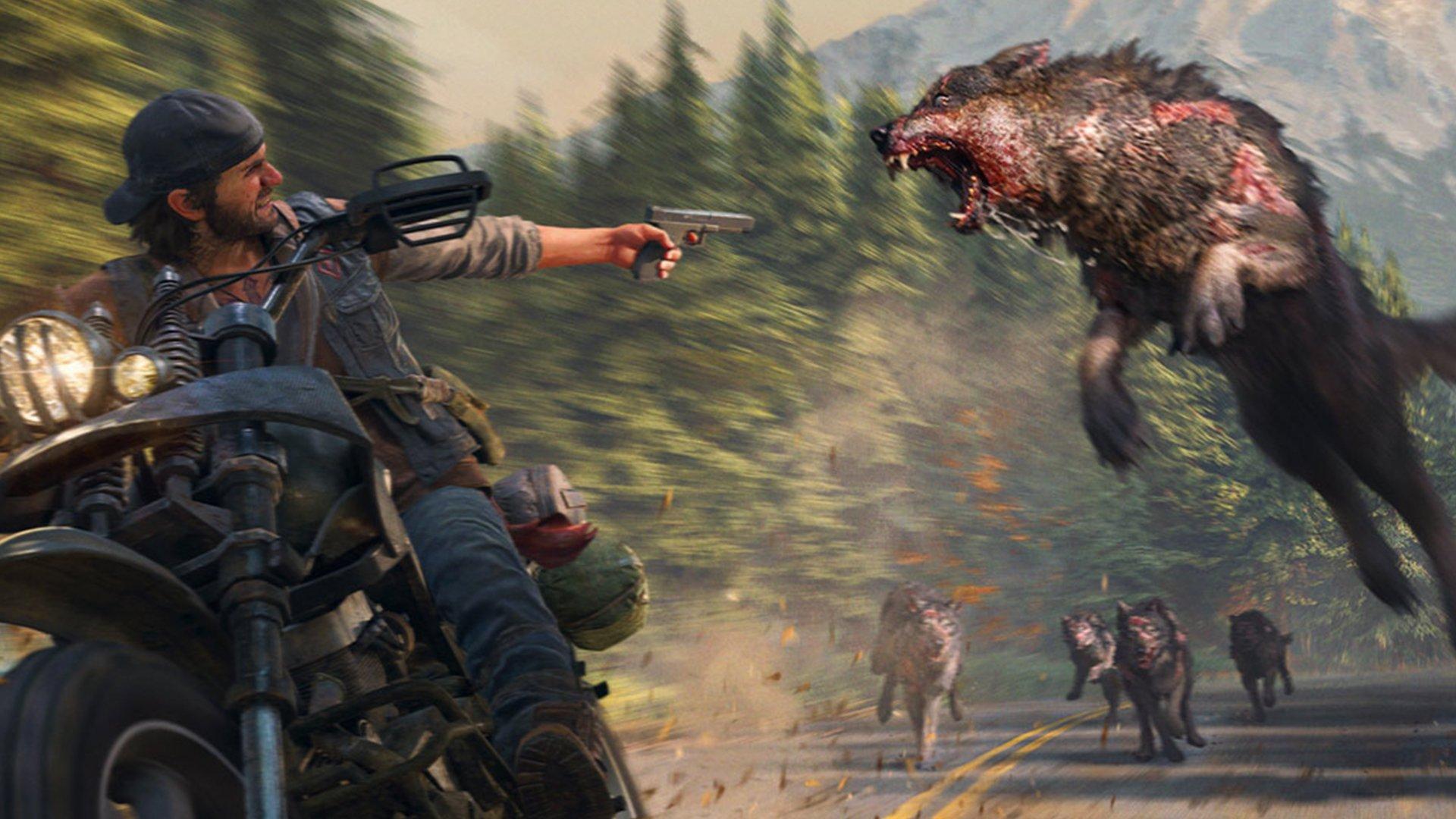 Days Gone | El juego llegará a PC el 18 de mayo.