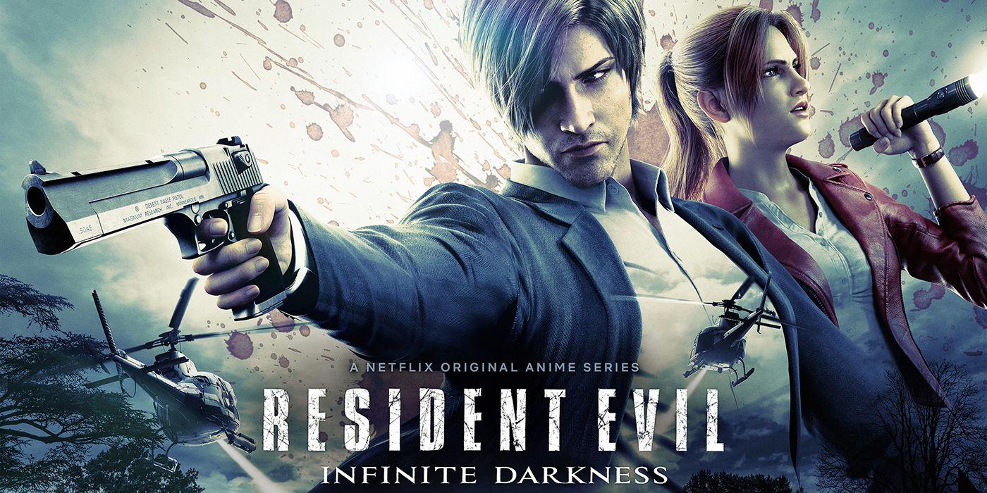 Resident Evil: Infinite Darkness | Nuevo trailer confirma su fecha de estreno.