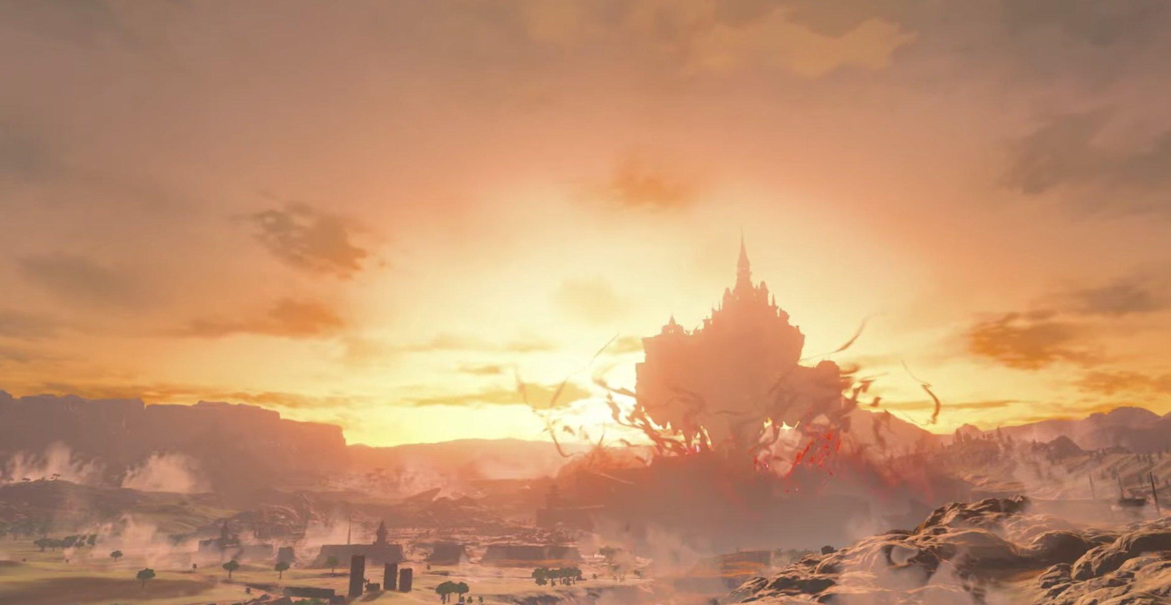 The Legend of Zelda: Breath of the Wild 2   Mira su espectacular nuevo trailer.