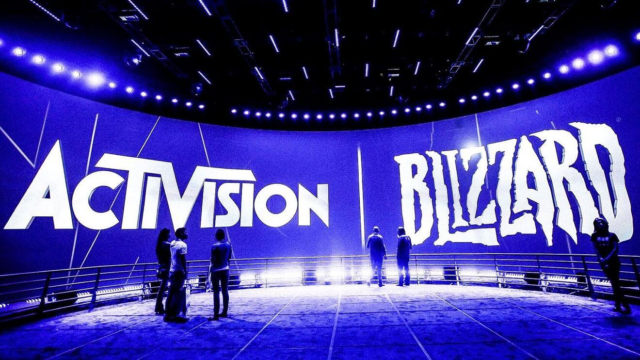 Activision Blizzard | La empresa es demandada por incidentes de acoso sexual.