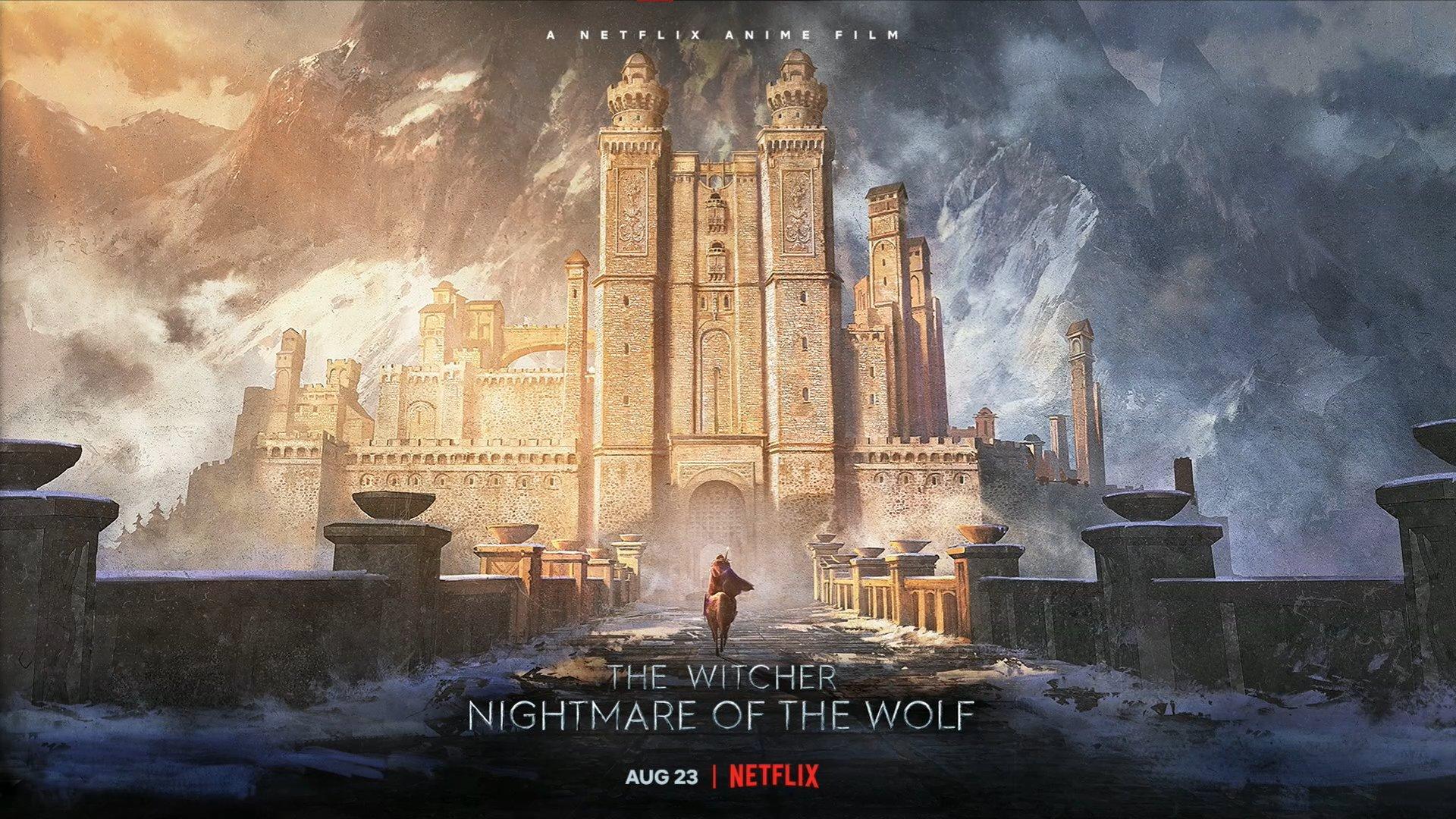 The Witcher: Nightmare of the Wolf | La película animada de la serie revela un espectacular nuevo avance.