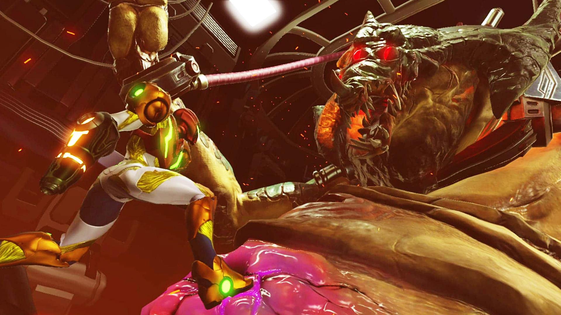 Metroid Dread | Los jefes se muestran en este nuevo avance del título.