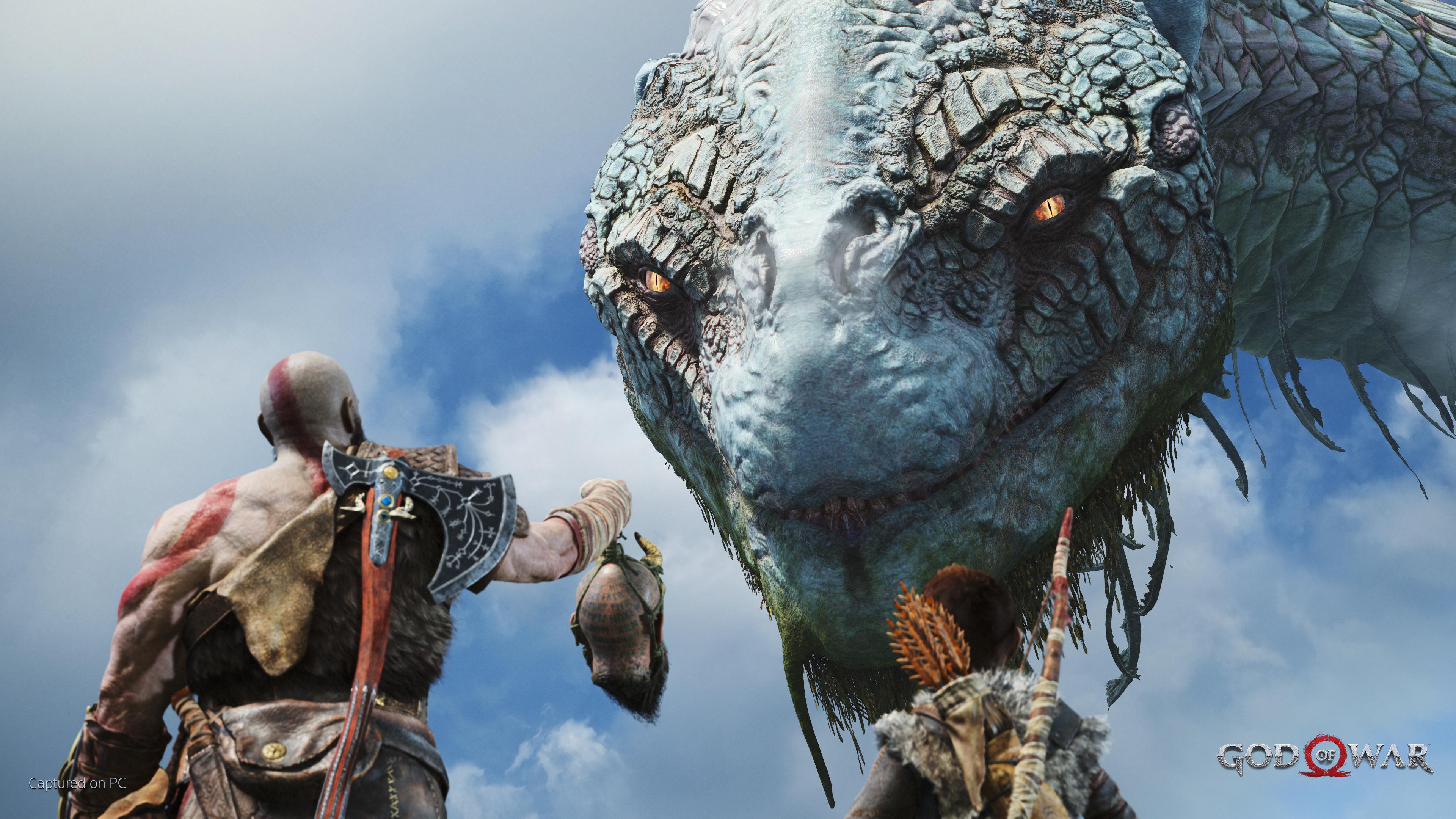 God of War | El aclamado título finalmente llegará a PC en 2022.