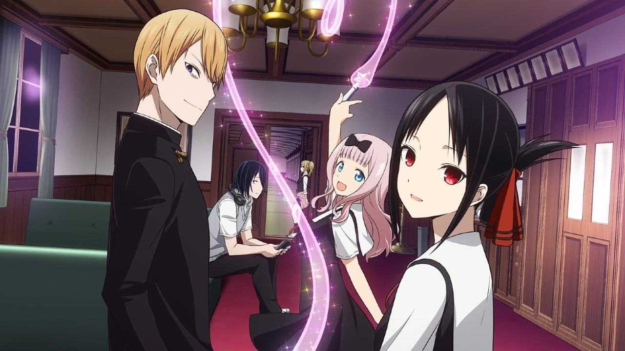 Kaguya-sama: Love is War | Se confirma la fecha de estreno de la tercera temporada del anime.