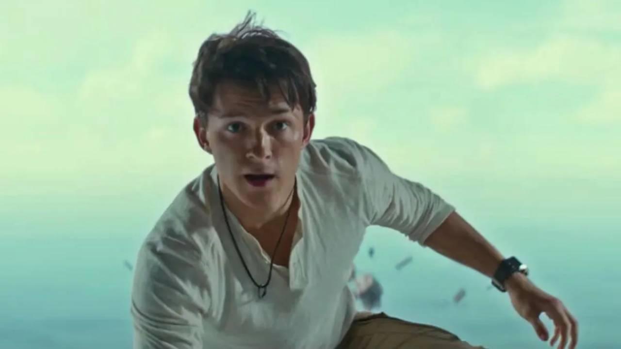 Uncharted | Checa el primer trailer de la cinta protagonizada por Tom Holland.